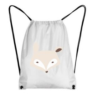 Plecak-worek Pale fox