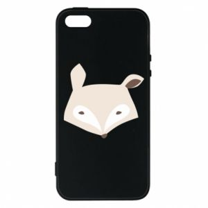 Etui na iPhone 5/5S/SE Pale fox
