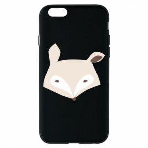 Etui na iPhone 6/6S Pale fox