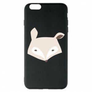 Etui na iPhone 6 Plus/6S Plus Pale fox
