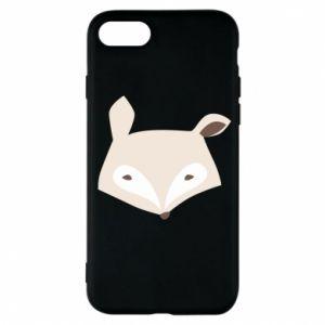 Etui na iPhone 7 Pale fox
