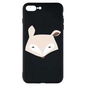 Etui do iPhone 7 Plus Pale fox