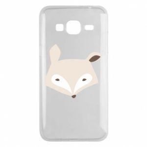 Etui na Samsung J3 2016 Pale fox