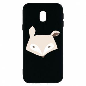 Etui na Samsung J3 2017 Pale fox