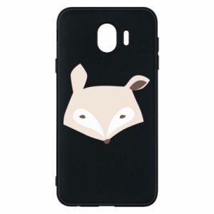 Etui na Samsung J4 Pale fox