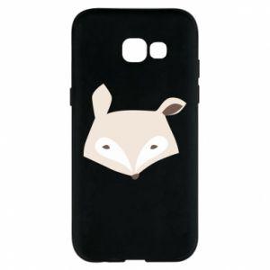 Etui na Samsung A5 2017 Pale fox
