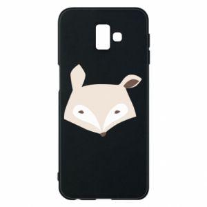 Etui na Samsung J6 Plus 2018 Pale fox