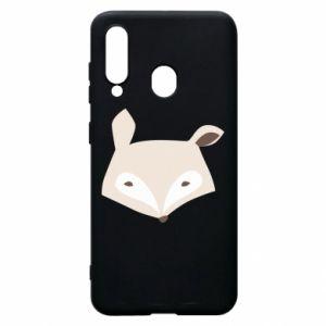 Etui na Samsung A60 Pale fox