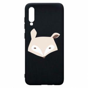 Etui na Samsung A70 Pale fox