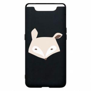 Etui na Samsung A80 Pale fox