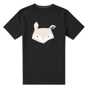 Męska premium koszulka Pale fox