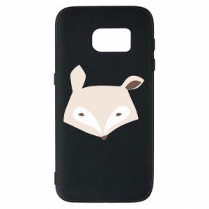 Etui na Samsung S7 Pale fox