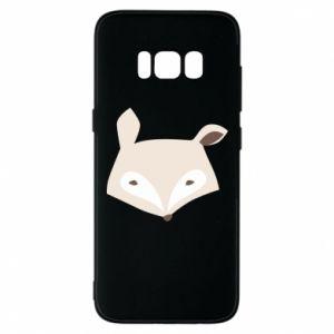Etui na Samsung S8 Pale fox