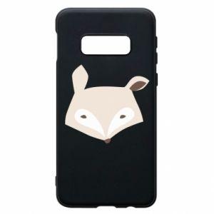 Etui na Samsung S10e Pale fox