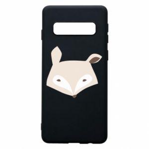 Etui na Samsung S10 Pale fox