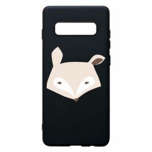 Etui na Samsung S10+ Pale fox