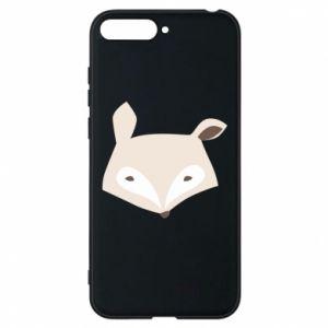 Etui na Huawei Y6 2018 Pale fox