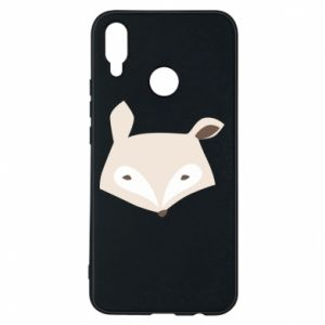 Etui na Huawei P Smart Plus Pale fox