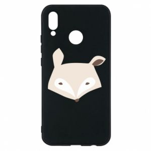 Etui na Huawei P20 Lite Pale fox