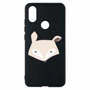 Etui na Xiaomi Mi A2 Pale fox