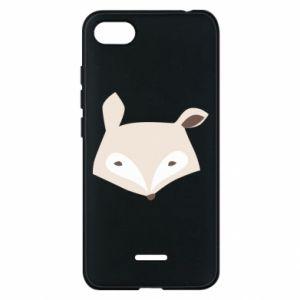 Etui na Xiaomi Redmi 6A Pale fox