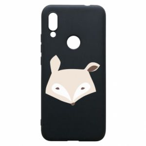 Etui na Xiaomi Redmi 7 Pale fox