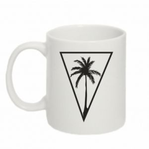 Kubek 330ml Palm in the triangle