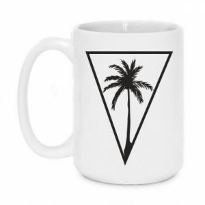 Kubek 450ml Palm in the triangle