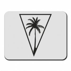 Podkładka pod mysz Palm in the triangle