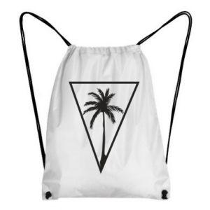 Plecak-worek Palm in the triangle