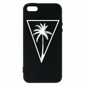 Etui na iPhone 5/5S/SE Palm in the triangle
