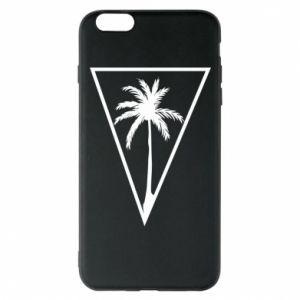 Etui na iPhone 6 Plus/6S Plus Palm in the triangle