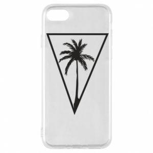 Etui na iPhone 7 Palm in the triangle