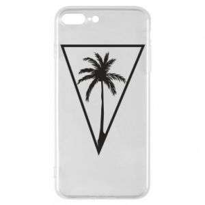 Etui na iPhone 7 Plus Palm in the triangle