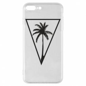 Etui na iPhone 8 Plus Palm in the triangle