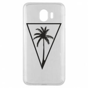 Etui na Samsung J4 Palm in the triangle