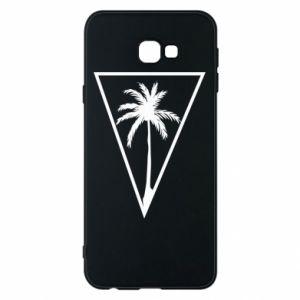 Etui na Samsung J4 Plus 2018 Palm in the triangle