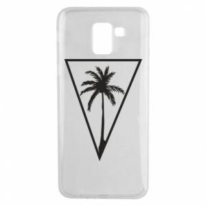 Etui na Samsung J6 Palm in the triangle