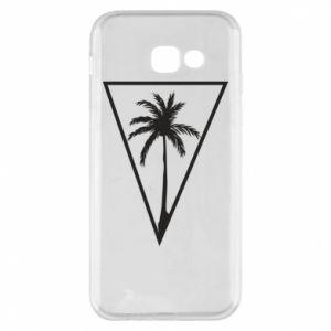 Etui na Samsung A5 2017 Palm in the triangle