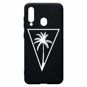 Etui na Samsung A60 Palm in the triangle