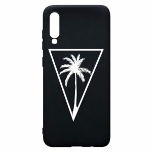 Etui na Samsung A70 Palm in the triangle