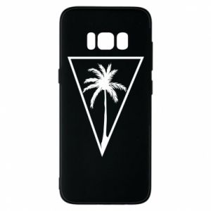 Etui na Samsung S8 Palm in the triangle
