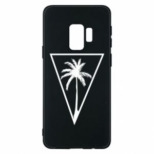 Etui na Samsung S9 Palm in the triangle