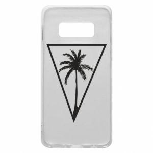 Etui na Samsung S10e Palm in the triangle