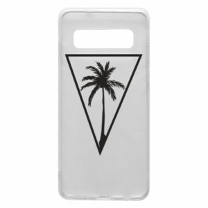 Etui na Samsung S10 Palm in the triangle