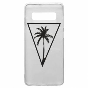 Etui na Samsung S10+ Palm in the triangle
