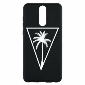 Etui na Huawei Mate 10 Lite Palm in the triangle