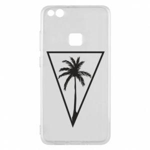 Etui na Huawei P10 Lite Palm in the triangle