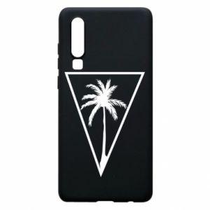 Etui na Huawei P30 Palm in the triangle