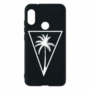 Etui na Mi A2 Lite Palm in the triangle